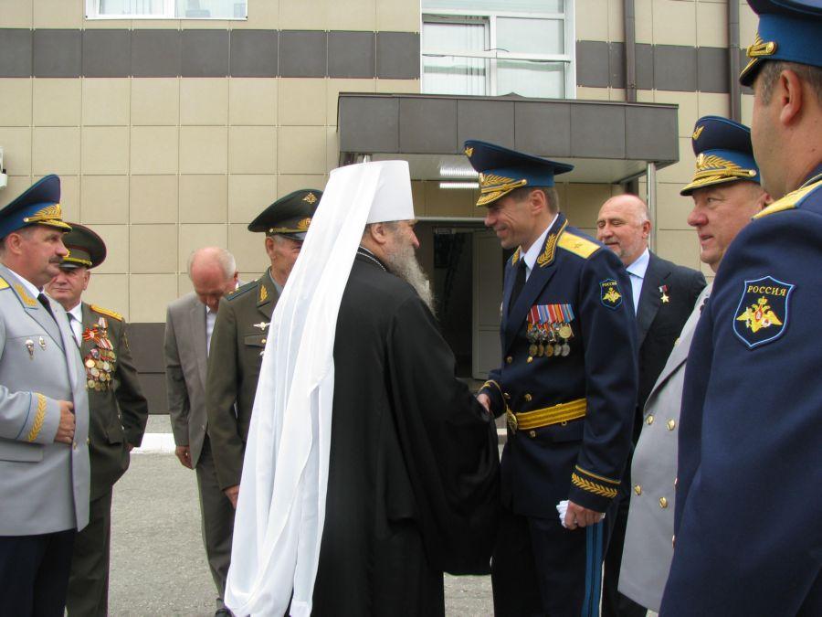 0b7108a234b5 В РВВДКУ им. В.Ф. Маргелова состоялся выпуск молодых офицеров ...