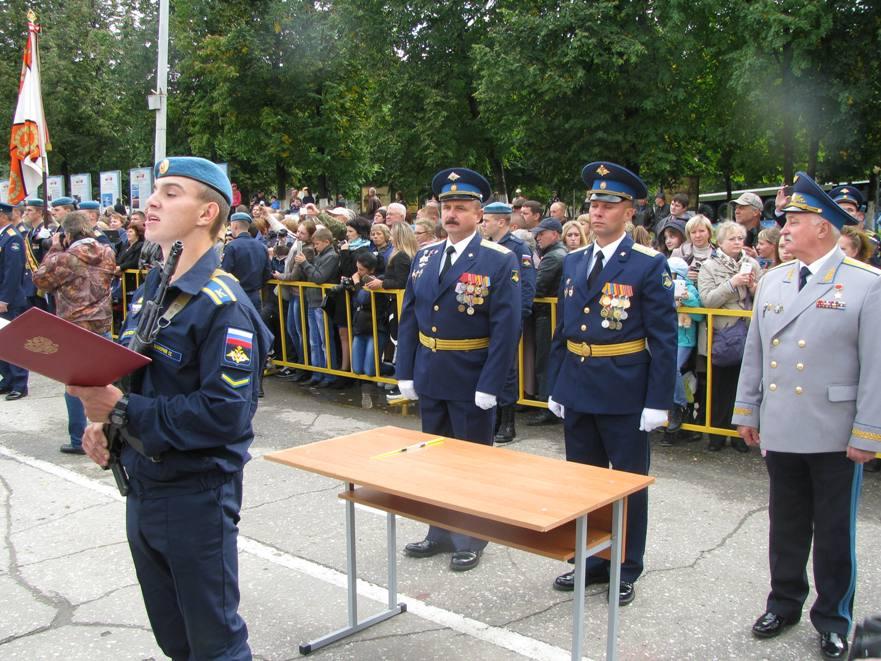35ffcdd7cc9e Военная присяга первого курса РВВДКУ | Благочиние воинских храмов
